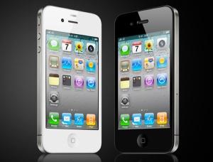 Simple Design of IPhone