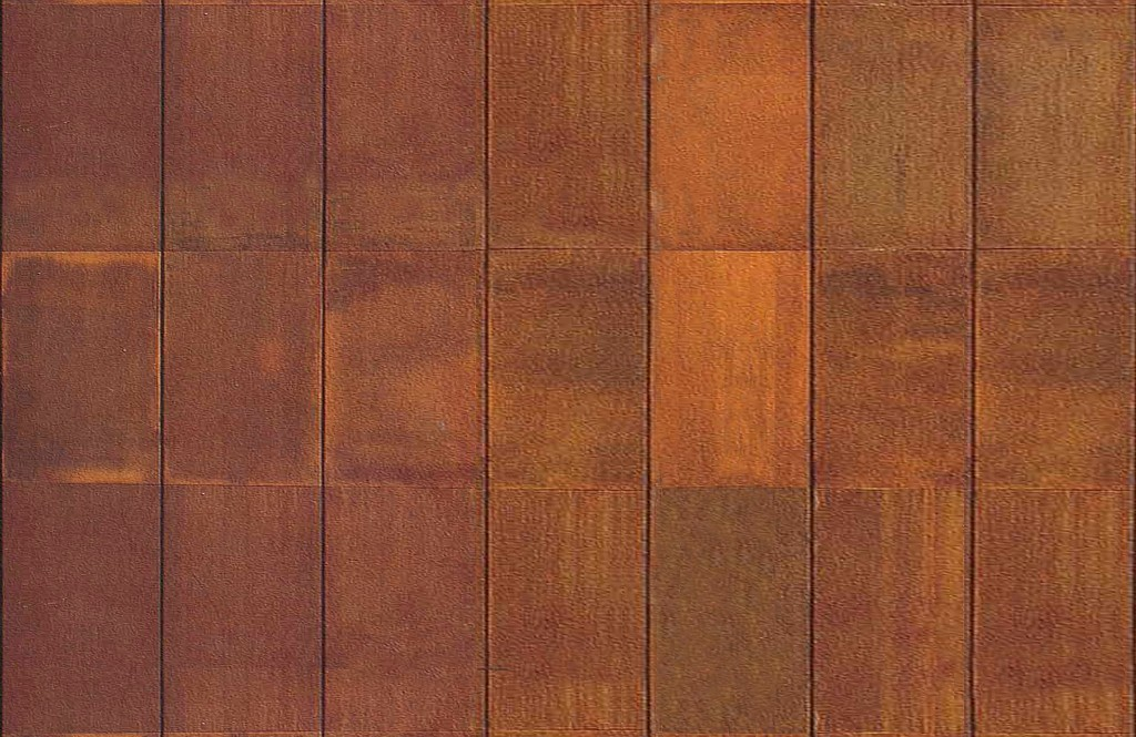 because of its inherent toughness weathering steel the generic name for corten along with steel was and still is used extensively for